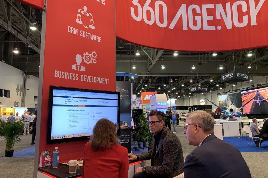 DESKING 360 client presentation