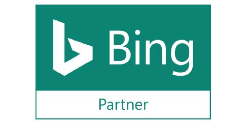 Bing partner logo