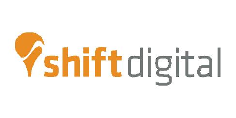 Shift digital logo